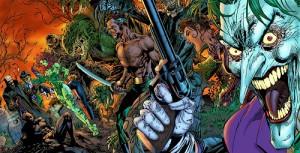 Batman_Hush_Riddler_Poison_Ivy_Joker_Scarecrow_R'as_al_Ghul_Killer_Croc_Clayface_Harley_Quin